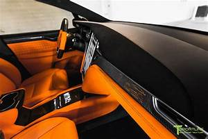 Orange And The All Black: Meet T Sportline's Widebody Tesla Model X | Carscoops