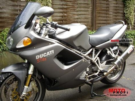 Ducati St 4 S 2002 Specs And Photos