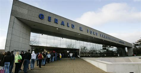 Gerald R Ford Museum by Gerald R Ford Museum Reopens After Renovations