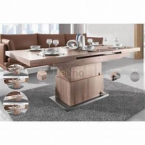 salon gt tables basses gt table salle a manger extensible et With table salle a manger