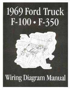 1963 Ford Truck F 100 Wiring Diagrams