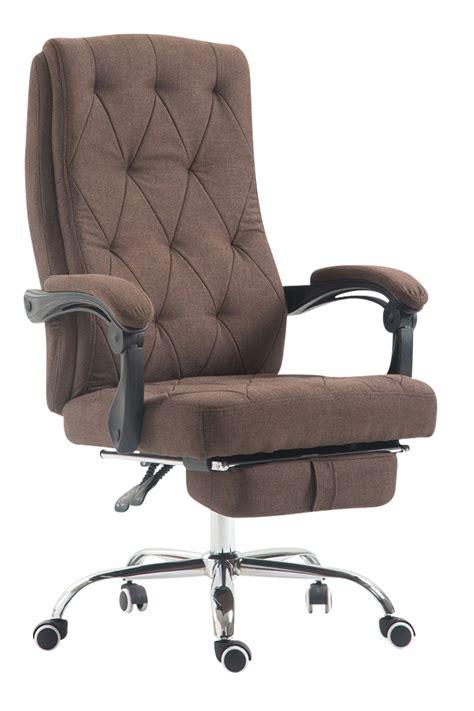 fauteuil bureau confort fauteuil bureau gear chaise tissu repose jambe relaxation