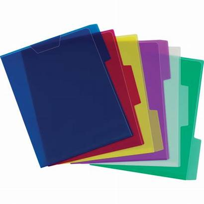 Folders Folder Poly Pendaflex Assorted Yellow Purple