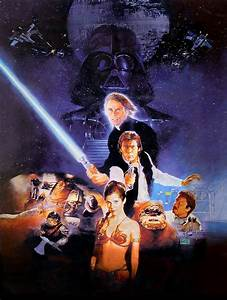 Classic Star Wars – Episode VI Return of the Jedi Film ...
