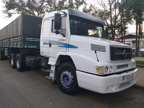It was offered as a cargo van, a passenger van, and a pickup truck. Mercedes-benz 1634 - R$ 100.000 em Mercado Livre
