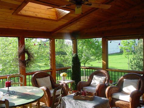 4 season porch decorating ideas porches 3 and 4 season rooms traditional porch kansas city by outdoor environments inc