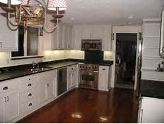 Kitchen Cabinets And Counters Kitchen Pinterest Cabinets Black Kitchens And Black Countertops