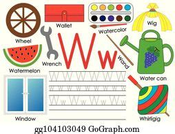 vector stock handwriting practice learning numbers