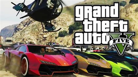 Us Against An Army! (gta V Online)