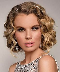 curly wedding updos false bob hairstyle for brides Hairstyles for weddings