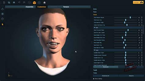 cryengine tutorial eng complete character creator youtube