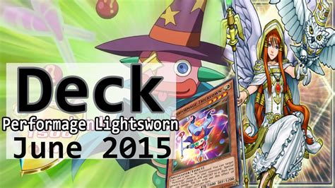 lightsworn deck list 2015 ygo duels best deck performage lightsworn abril 2015