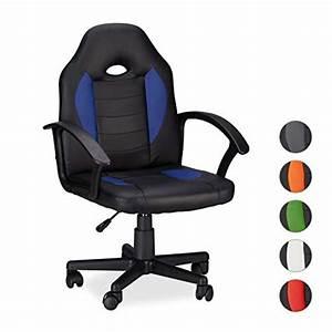 Bürostuhl Bis 130 Kg : relaxdays gaming stuhl xr7 360 drehstuhl f r gamer ~ Watch28wear.com Haus und Dekorationen