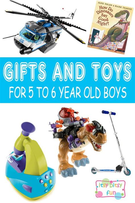 Best Gifts For 5 Year Old Boys In 2017  Birthdays, Gift