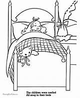 Coloring Bed Pages Christmas Eve Bunk Beds Sheet Printables Printable Raisingourkids Template Santa Waiting Bedroom Popular Getcolorings Raising Printing Help sketch template