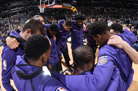 A star that is the source of light and heat for planets in the solar system; Phoenix Suns midseason grades - Valley of the Suns