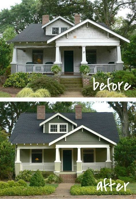 1000 ideas about brick exterior makeover on
