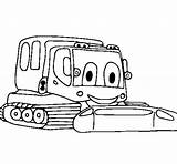 Combine Coloring Digger Tractor Harvester Pages Drawing Smiling Freightliner Print Printable Pag Getdrawings Getcolorings Colorluna sketch template