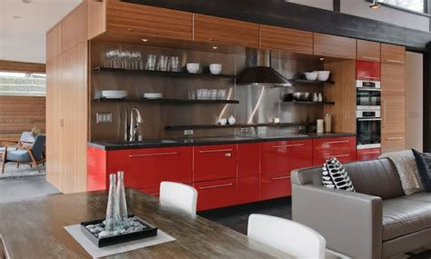 bold kitchen colors inspiring kitchen cabinetry details to add to your home 1758