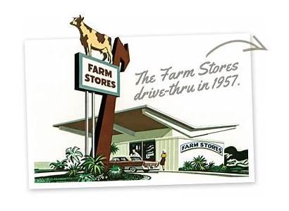 Farm Stores History Land Sun Milk
