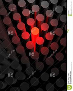Red Hot Metal Rods Royalty Free Stock Photography - Image ...