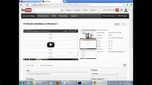02.Editing config.php file to access moodle outside the ...