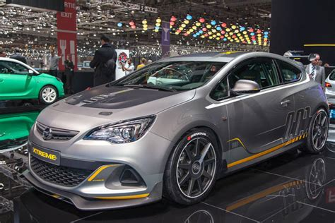 Opel Astra Opc Extreme Photo Gallery
