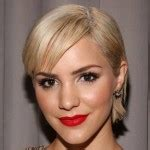 Amazing Short hairstyles for fine hair women : Woman