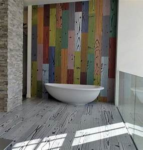 Beautiful and unique bathroom flooring ideas furniture for The ingenious ideas for bathroom flooring