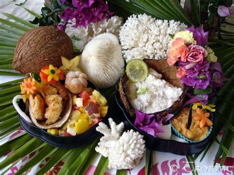 cuisine plus tahiti les spécialités gastronomiques