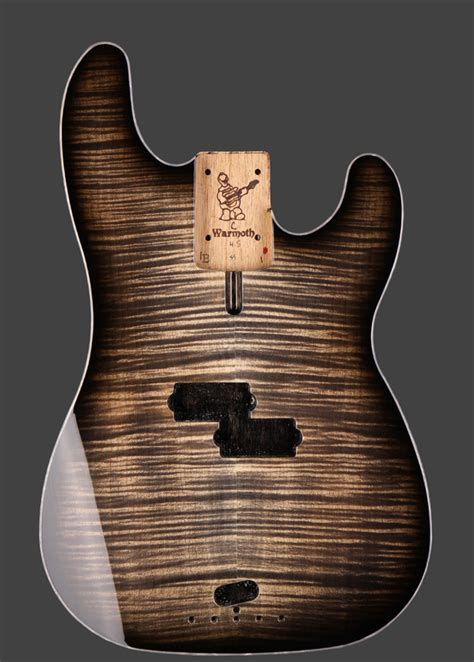 Warmoth Custom Guitar Products  Short Scale Pstyle