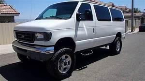 1999 Ford E350 7 3 Diesel Van 4x4