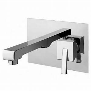 Mitigeur Lavabo Retro : lavabo mural mitigeur vintage sur platine de chez sandri ~ Edinachiropracticcenter.com Idées de Décoration