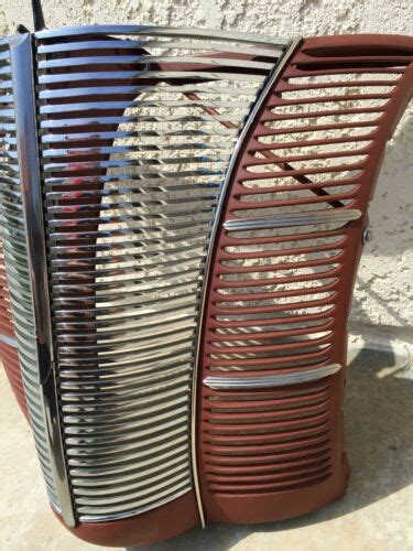 ford deluxe grille original  reduced  sale