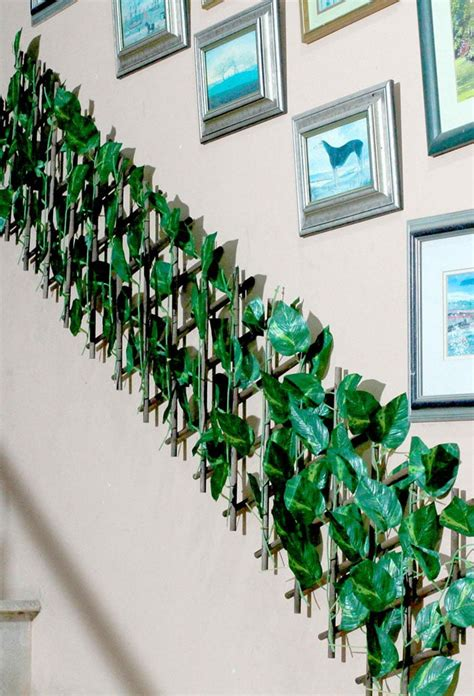 Leaf symphony artificial leaf for wall & hedge is a natural looking leaf array design decoration item that has a garden ambience, leafy nature and its average size and weight makes it suitable for decorating walls and constructing hedges with an interlocking tile feature and a slightly flexible base. Buy Artificial Wall Covering Leaves Plant Flowers Home ...