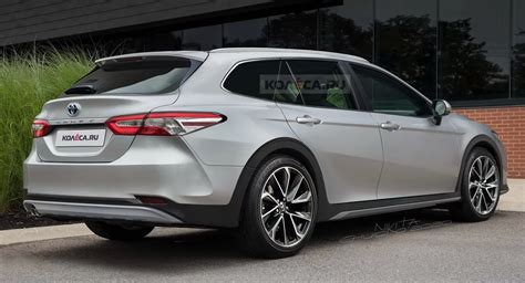 A Toyota Camry Wagon Could Actually Make Sense In Europe ...