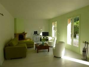 Decoration Mur Interieur Salon : d coration interieur salon peinture ~ Teatrodelosmanantiales.com Idées de Décoration