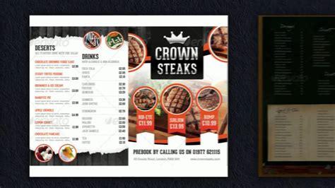 speisekarten design menuekarten gestalten und erstellen