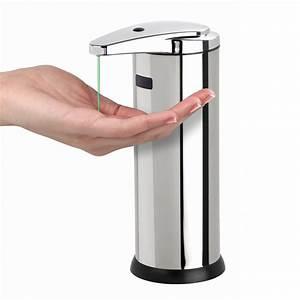 Better Living 70191 Touchless Hands Free Soap Dispenser ...