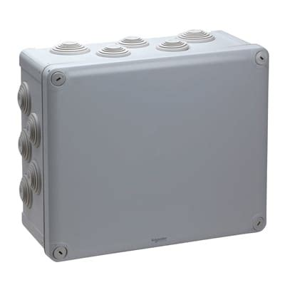 Sarel Kasten by Schneider Electric Sarel Mureva Box Lege Kast 05019