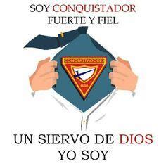 Variedad de temas, dinamicas cristianas para jovenes, bosquejos biblicos y mas. logo del club de Conquistadores Adventistas | hermoso ...