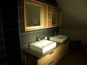 salle de bains moderne With salle bain moderne