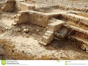 Ancient City of Ruins of Jericho