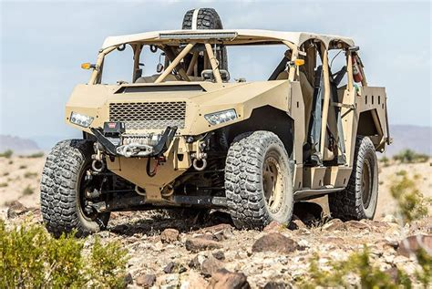 The Ultimate Off-road Combat Vehicle