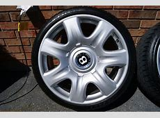 For Sale 19x9 OEM Bentley Wheels