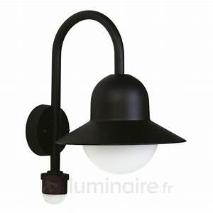 Applique Exterieur Led Avec Detecteur : luminaire exterieur a detecteur de mouvement ~ Farleysfitness.com Idées de Décoration