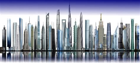 List of the Tallest Buildings in the World | Deskarati