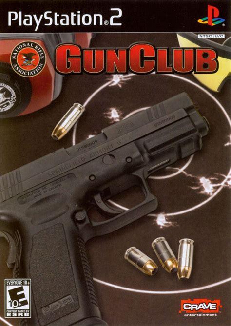 nra gun club  playstation   mobygames