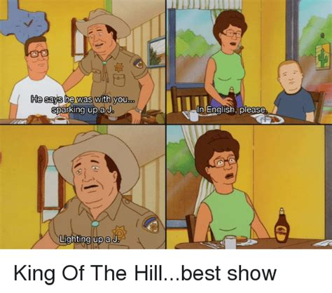 King Of Memes - the gallery for gt king of the hill quotes dale