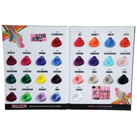 Cyclamen Crazy Color Salon Supplies